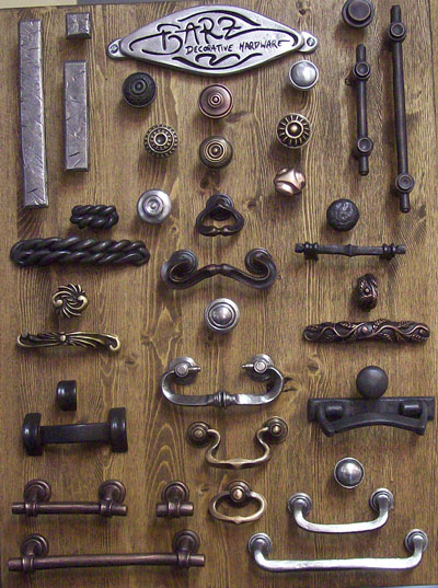 barz decorative hardware offers a complete line of retail display boards for wholesale customers boards may be organized by design style ie contemporary - Decorative Hardware